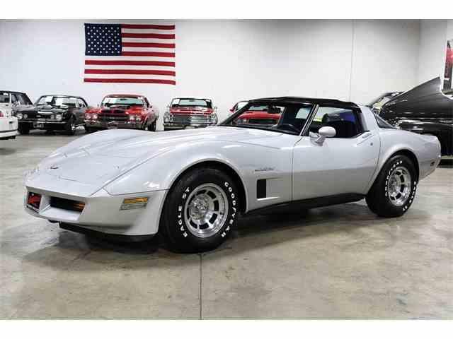 1982 Chevrolet Corvette | 1020740