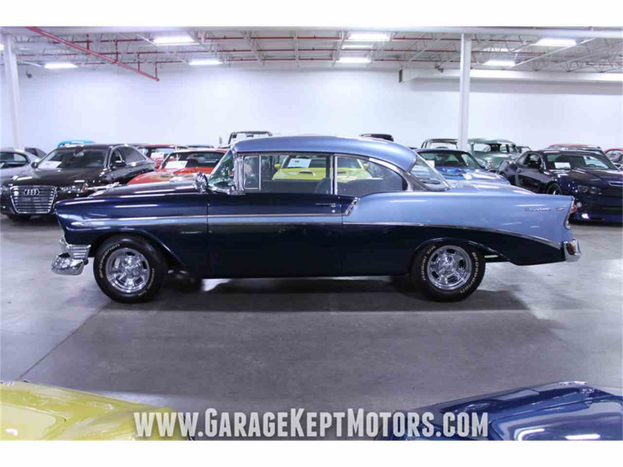 1956 chevrolet bel air for sale on classiccars com 74 - Photo 5