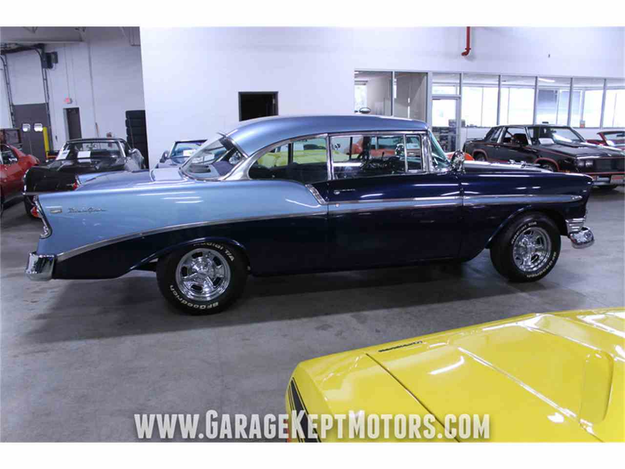 1956 chevrolet bel air for sale on classiccars com 74 - Photo 11