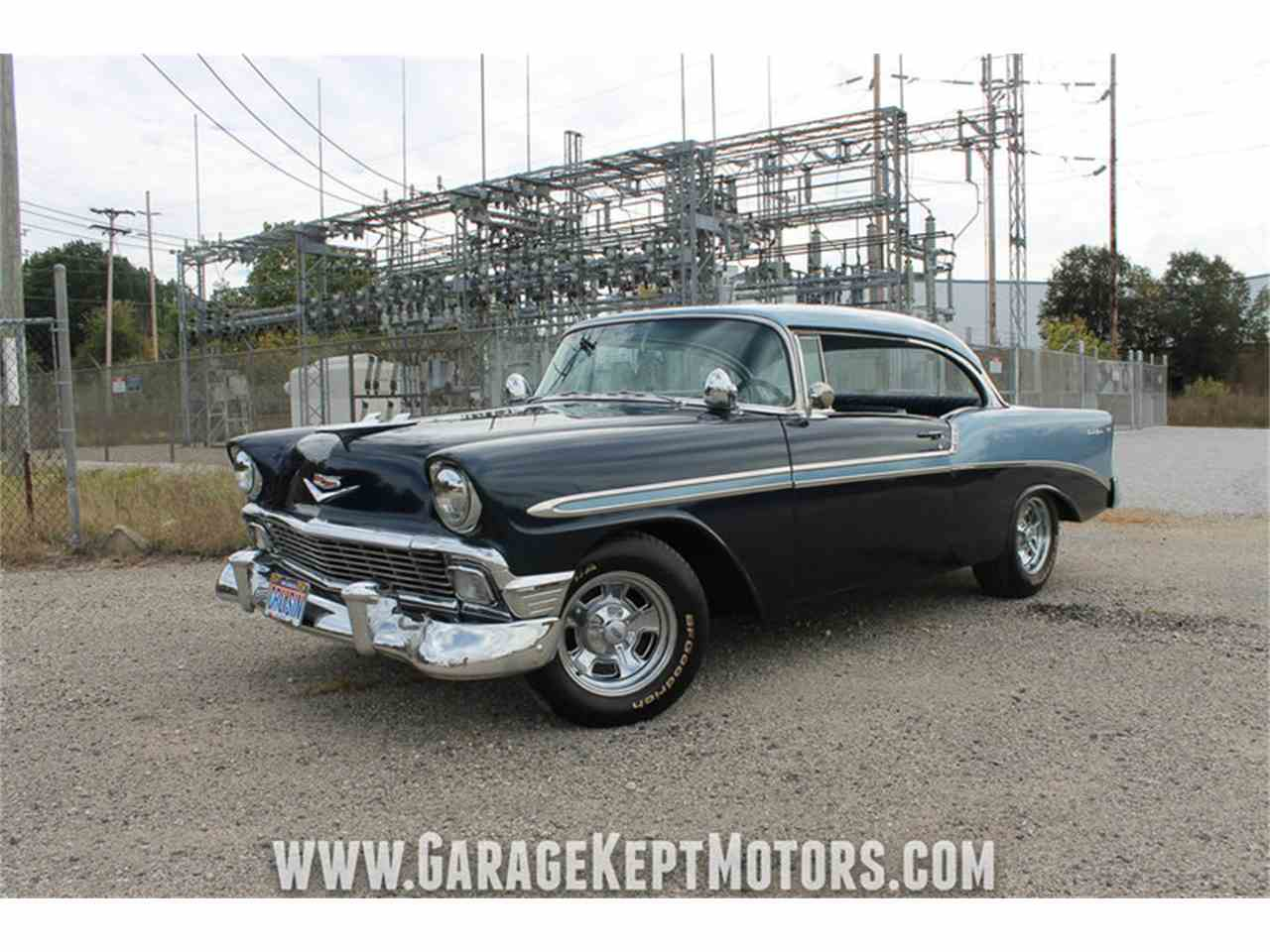 1956 chevrolet bel air for sale on classiccars com 74 - Photo 95