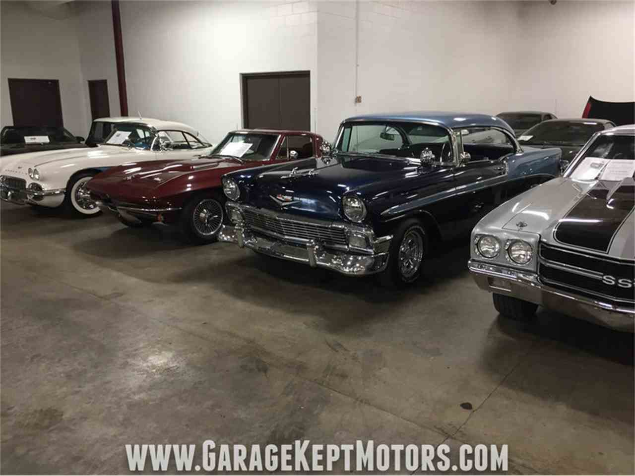 1956 chevrolet bel air for sale on classiccars com 74 - Photo 100