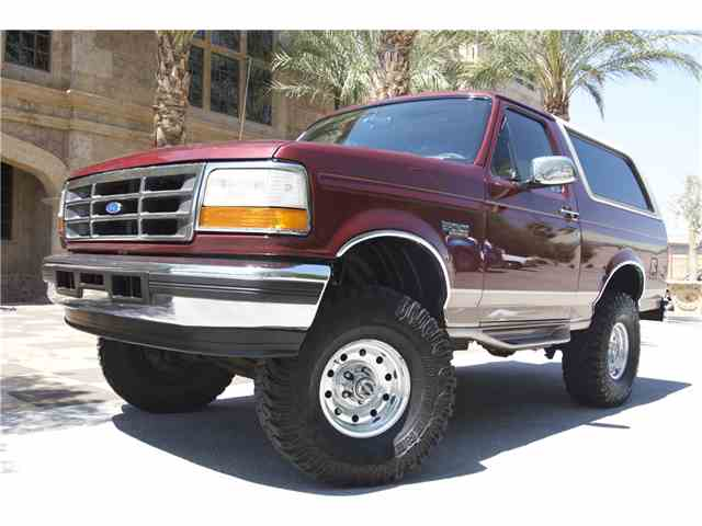 1996 Ford Bronco | 1027415