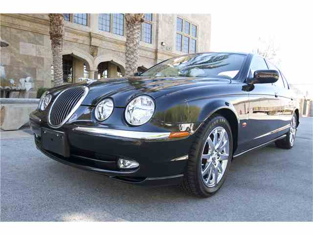2002 Jaguar S-Type   1027417