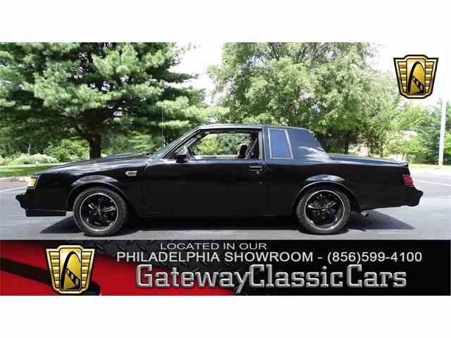 1987 Buick Regal   1020742