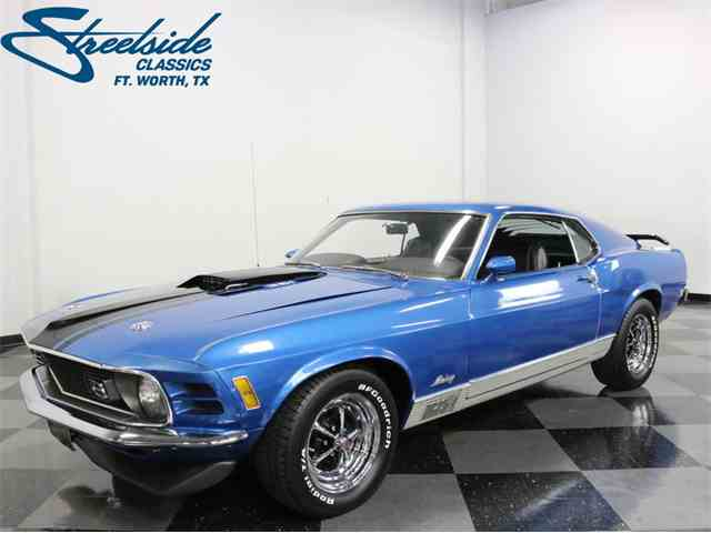 1970 Ford Mustang Mach 1 | 1027427