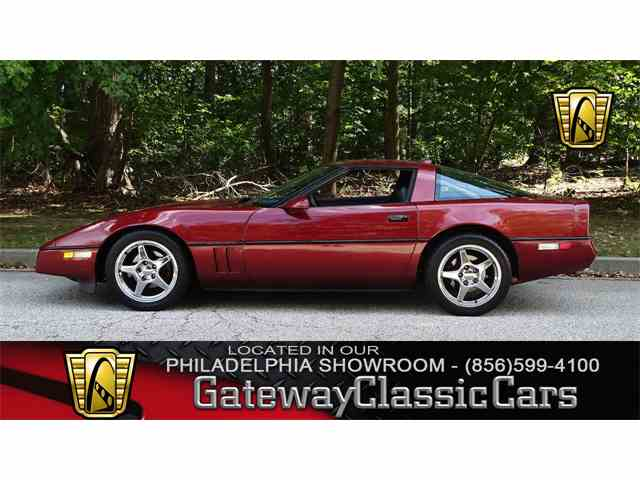 Picture of '87 Corvette - M0RT