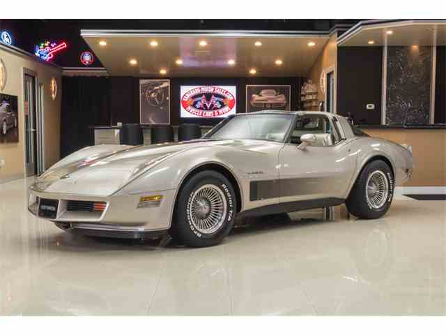 1982 Chevrolet Corvette Anniversary Edition | 1027434