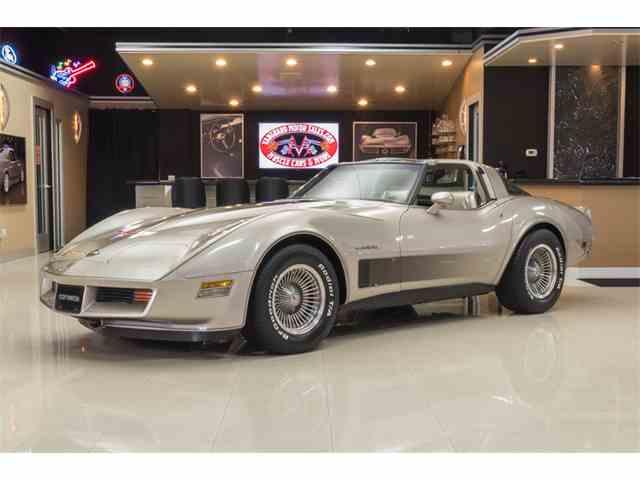 Picture of '82 Corvette Anniversary Edition - M0RU
