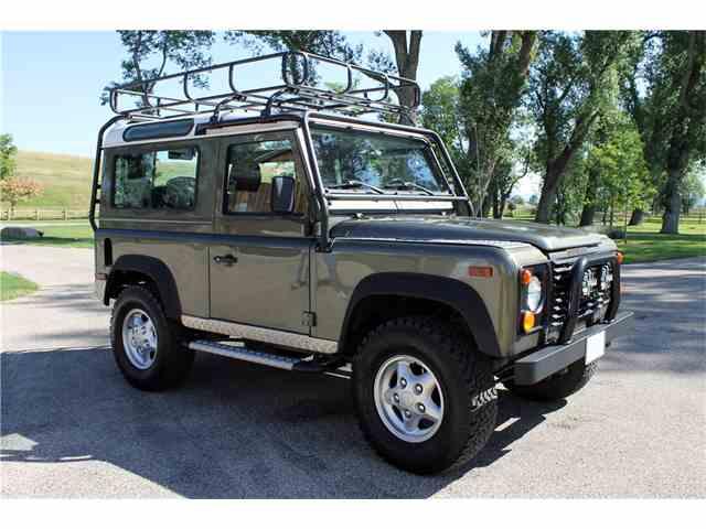 1997 Land Rover Defender | 1027436
