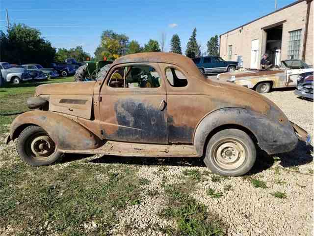 1937 Chevrolet Coupe | 1027440