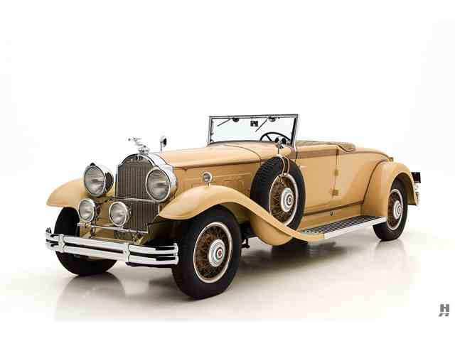 1931 Packard 845 Deluxe Eight | 1027442