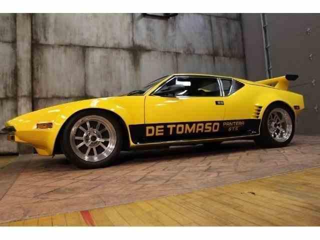 1973 DeTomaso Pantera GT5 | 1027443
