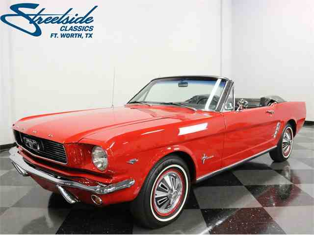 1966 Ford Mustang | 1027444