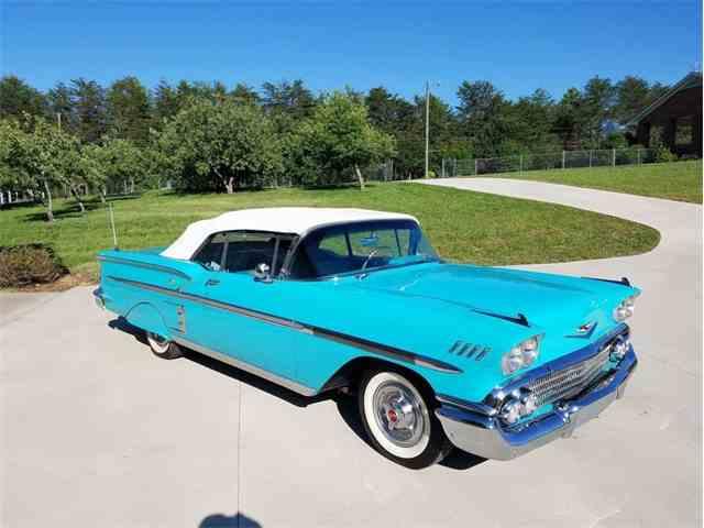 1958 Chevrolet Impala | 1027446