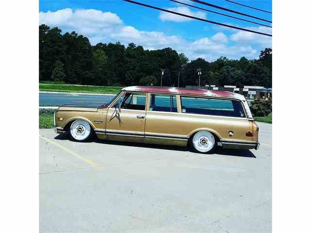 1969 Chevrolet Suburban | 1027448