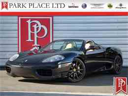 2002 Ferrari 360 for Sale - CC-1020745