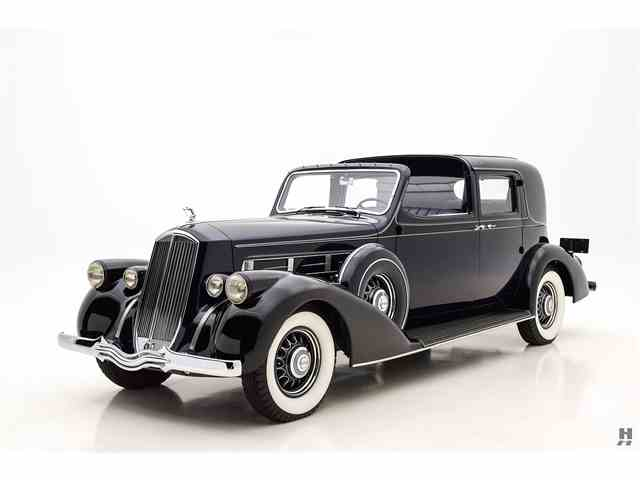 1936 Pierce-Arrow Twelve | 1027459