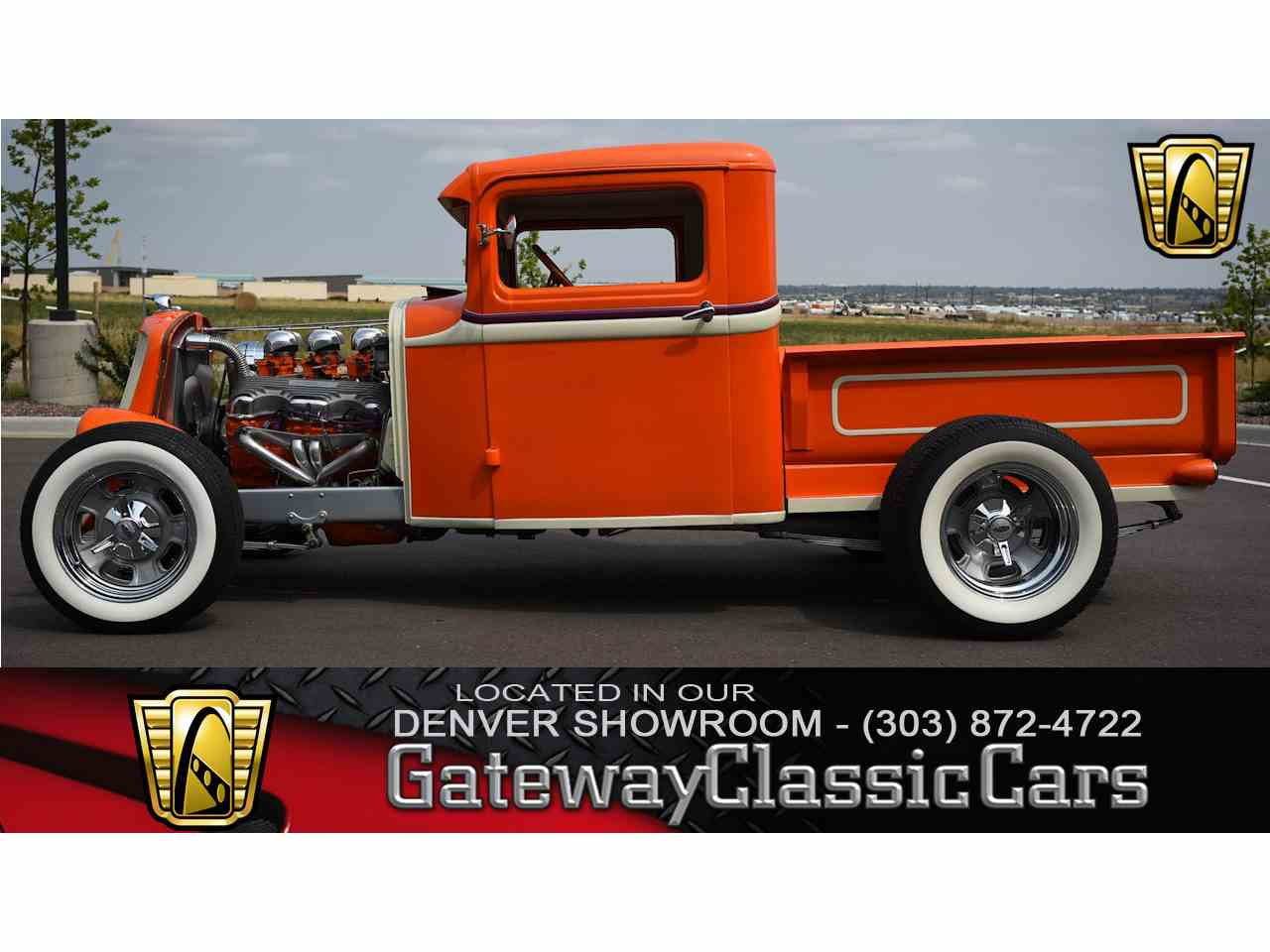 1932 Ford Pickup for Sale | ClassicCars.com | CC-1027465
