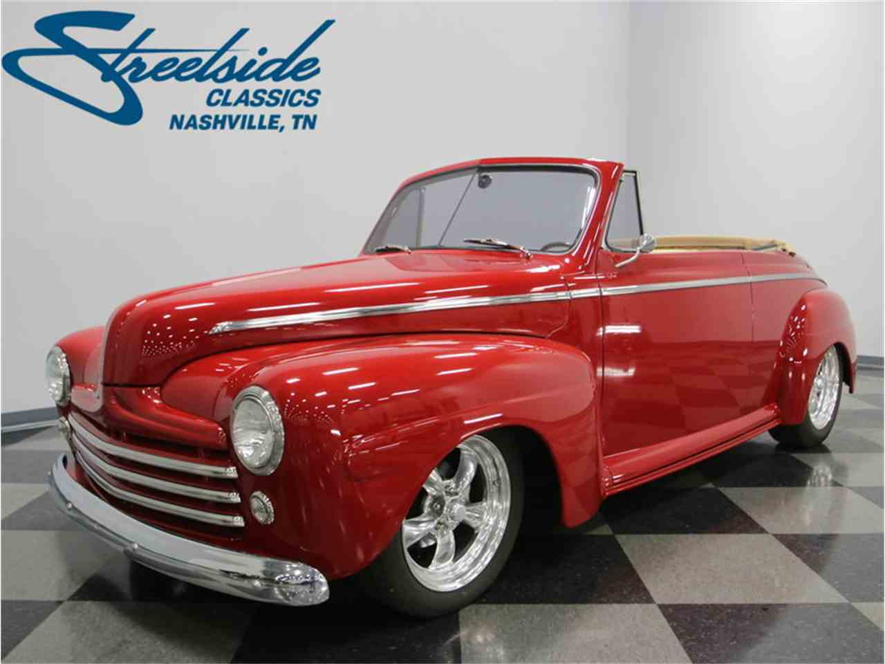 Large Picture of '46 Club Coupe located in Lavergne Tennessee - $58,995.00 Offered by Streetside Classics - Nashville - LVM3