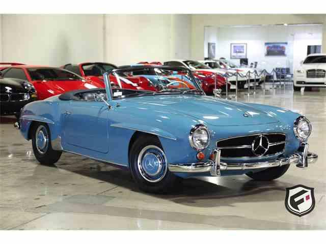1960 Mercedes-Benz 190SL | 1027471