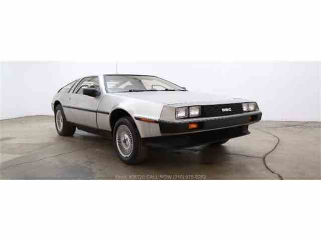 1982 DeLorean DMC-12 | 1027473