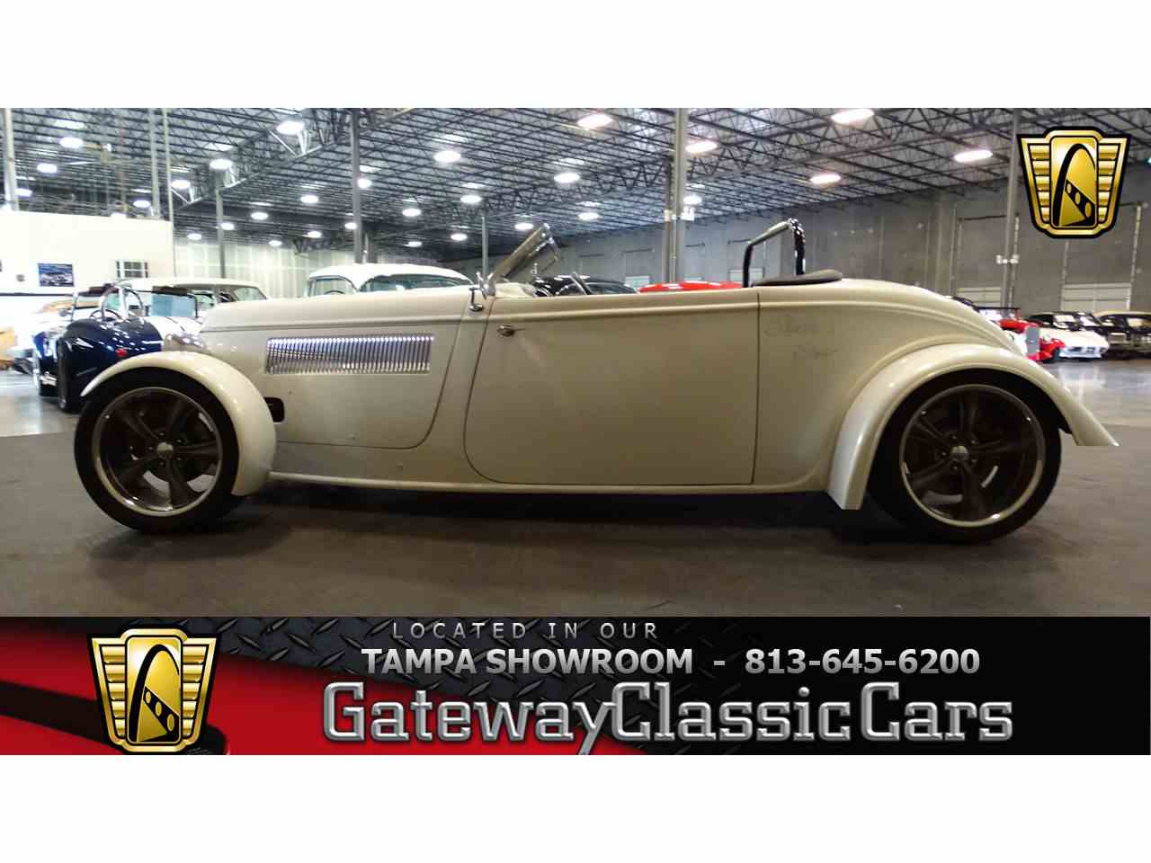 1933 Ford Street Rod for Sale | ClassicCars.com | CC-1027474
