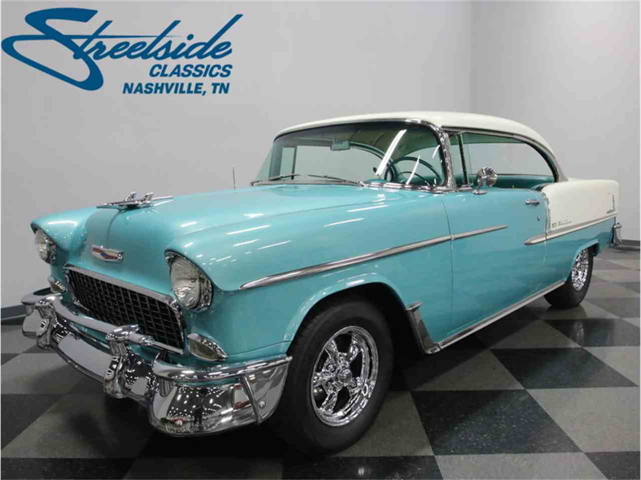 Chevrolet bel air hardtop for sale upcoming chevrolet - 1955 Chevrolet Bel Air For Sale Cc 1027477