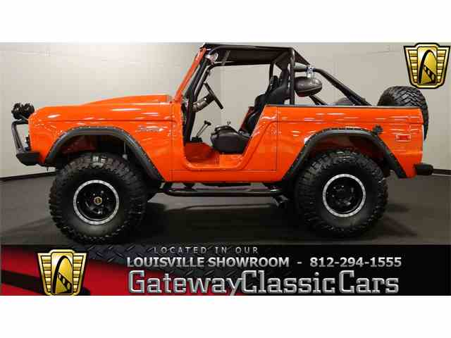 1974 Ford Bronco | 1027481