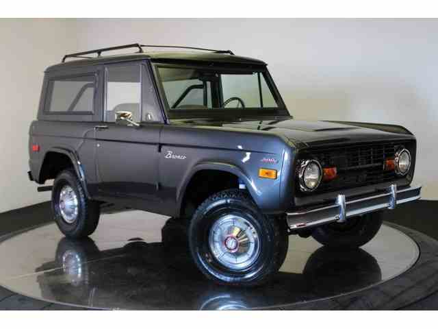 Picture of '73 Bronco - M0TF