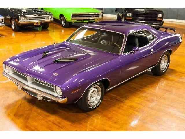 1970 Plymouth Cuda | 1027492
