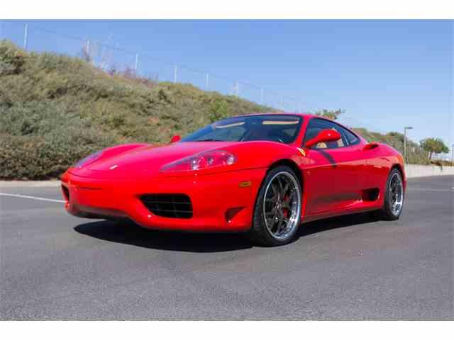 2000 Ferrari 360 | 1027498