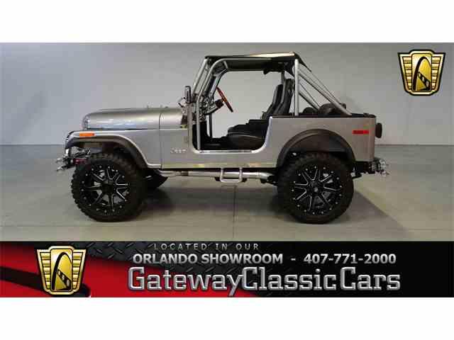 1976 Jeep CJ7 | 1027508