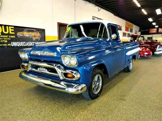 1959 Gmc Pickup    Shortbox | 1027517