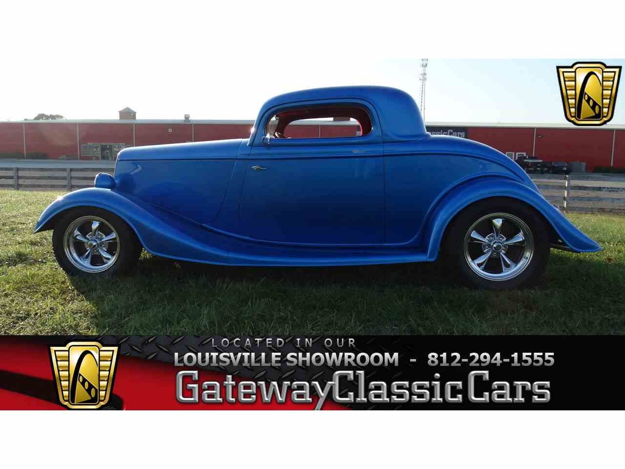 Large Picture of Classic '33 Ford 3 Window Offered by Gateway Classic Cars - Louisville - LVM8