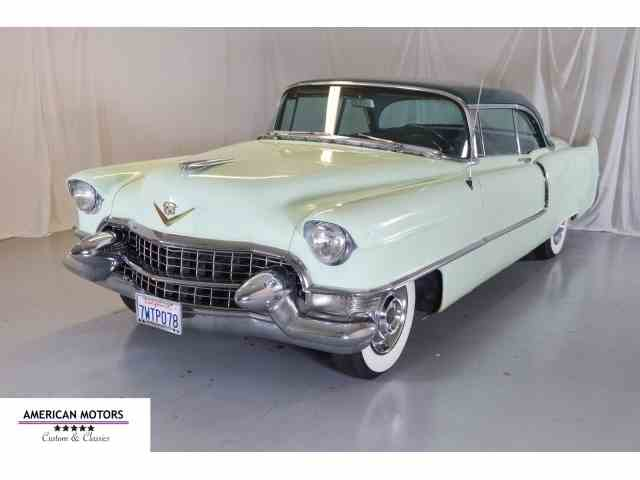 Picture of Classic '55 Cadillac Series 62 - $24,900.00 Offered by American Motors Customs and Classics - M0UF