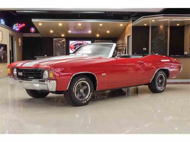 1972 Chevrolet Chevelle | 1020755