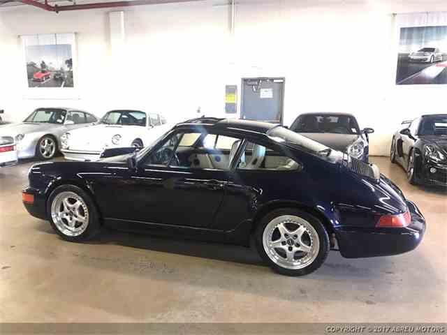1990 Porsche 911 Carrera 2 | 1027555