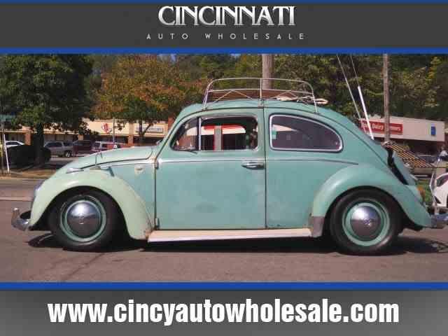 1962 Volkswagen Beetle | 1027556