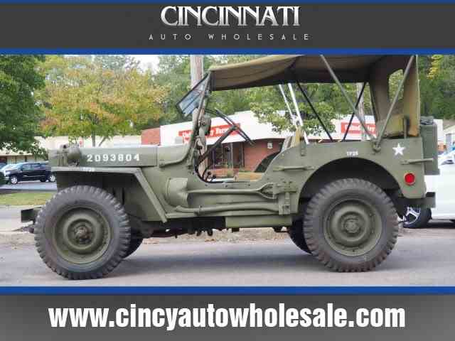 1943 Willys Jeep | 1027558