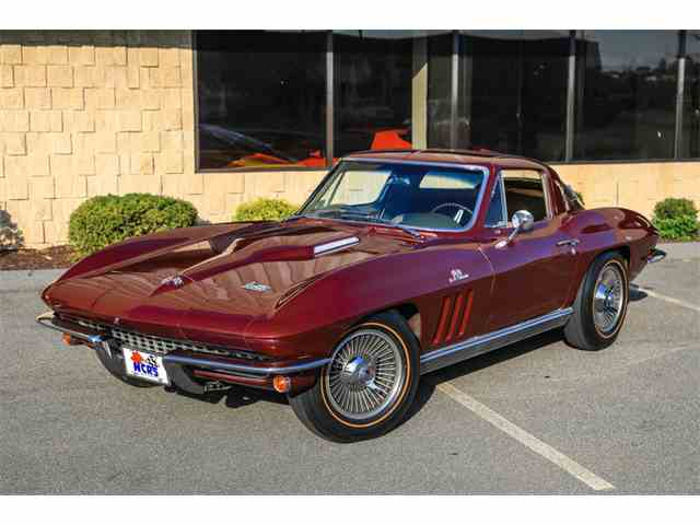 1966 Chevrolet Corvette BIG BLOCK 427 | 1027559