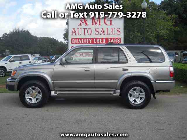 Picture of '01 Toyota 4Runner located in North Carolina - M0VV