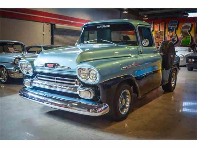 1958 Chevrolet 3100 | 1027585