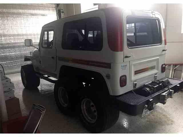 1979 Jeep CJ8 Scrambler | 1027595