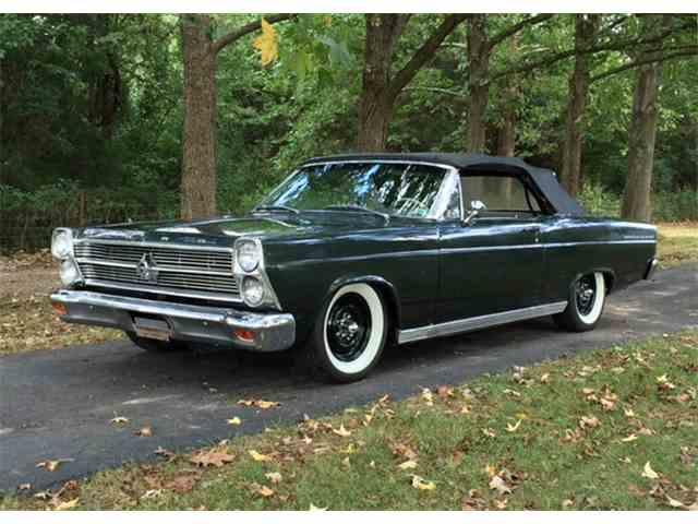 1966 Ford Fairlane | 1027600