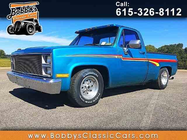 1985 Chevrolet C/K 10 | 1027602