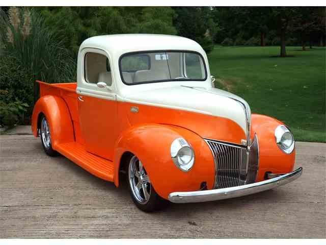 1940 Ford Street Rod | 1027608
