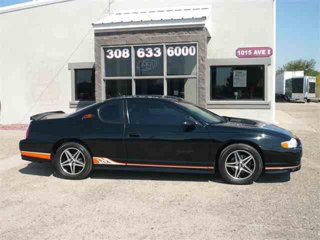 2005 Chevrolet Monte Carlo | 1027611
