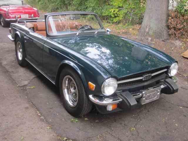 1974 Triumph TR6 | 1027642