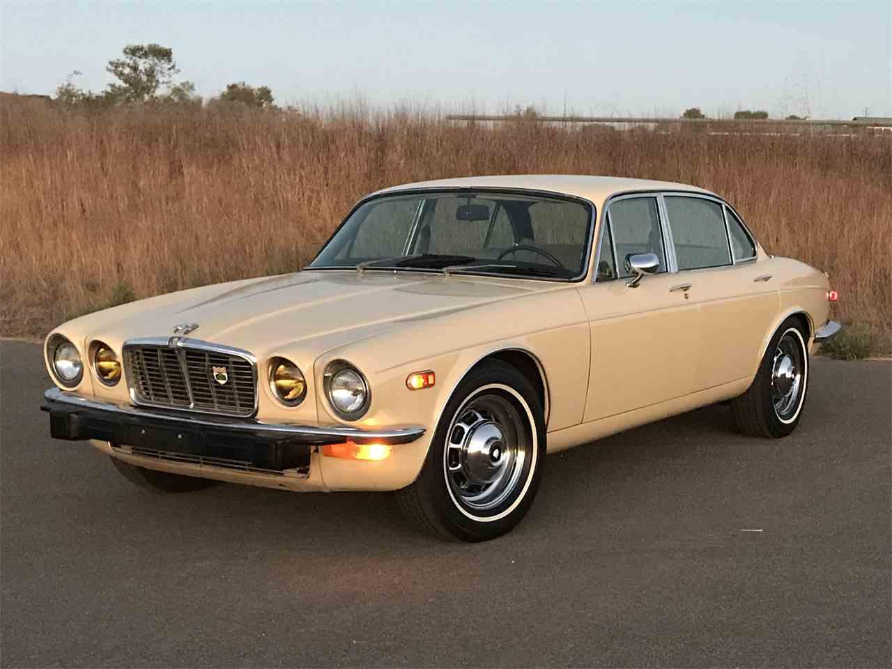 1974 Jaguar XJ12 for Sale   ClassicCars.com   CC-1027644