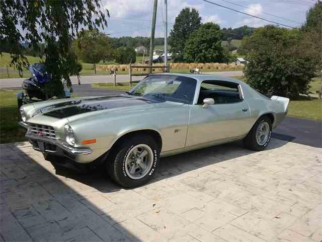 1972 Chevrolet Camaro Z28 | 1027655